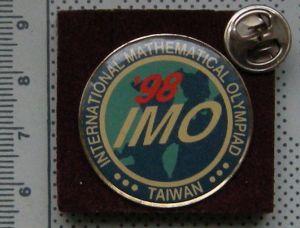 IMO 1998 international mathematical olympiad