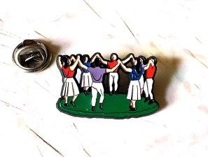 1 - insigna Spania - hora Logo,