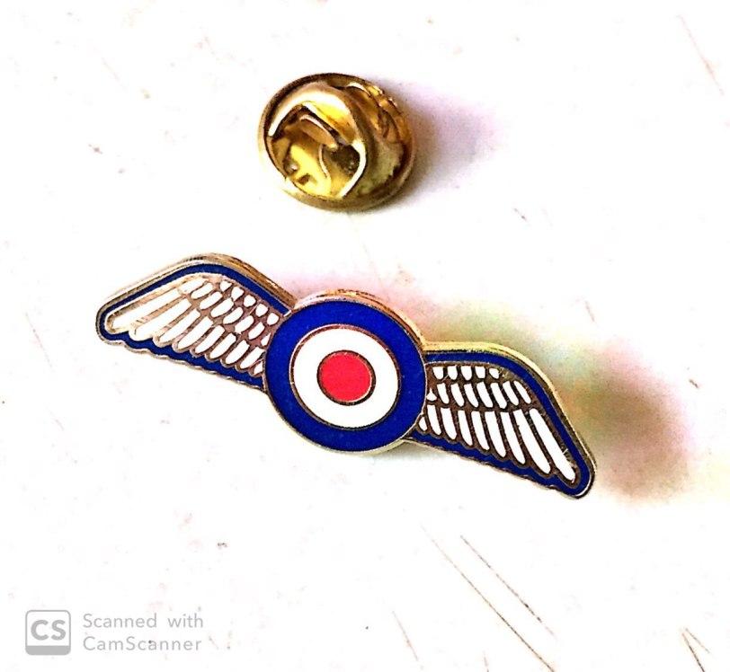 insigna UK - Tinta Logo,