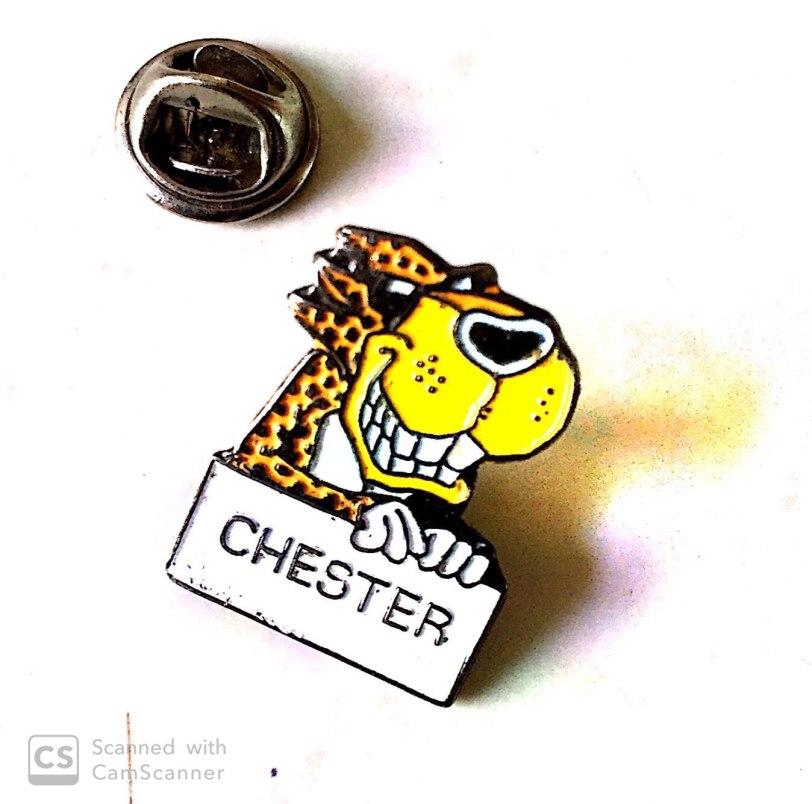 pin UK - Chester Logo,